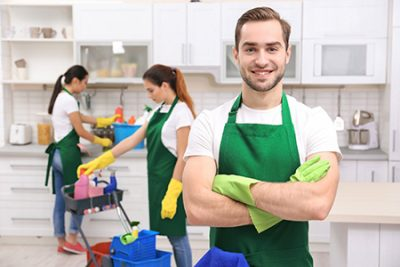 чистене професионално