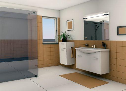 интериор за баня