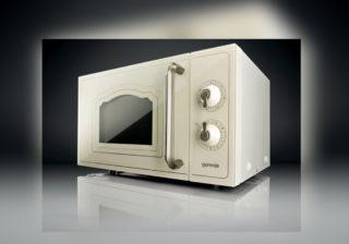Микровълнова печка с грил